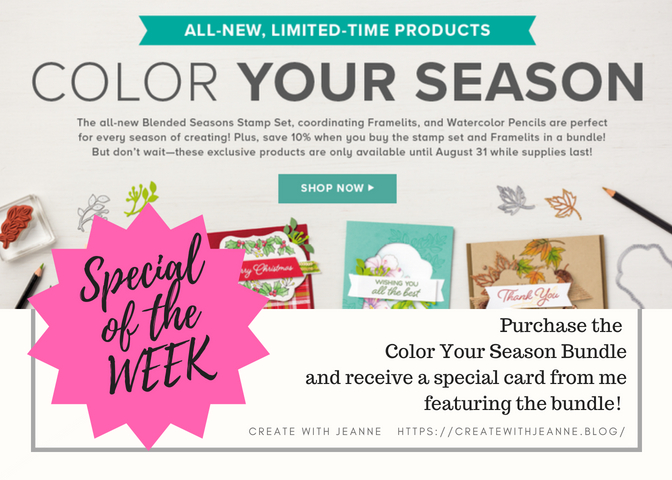SOW color your season