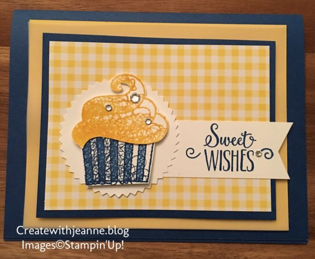 Top pick for Sale-A-Bration FREE product, Hello Cupcake is one of my favorite!