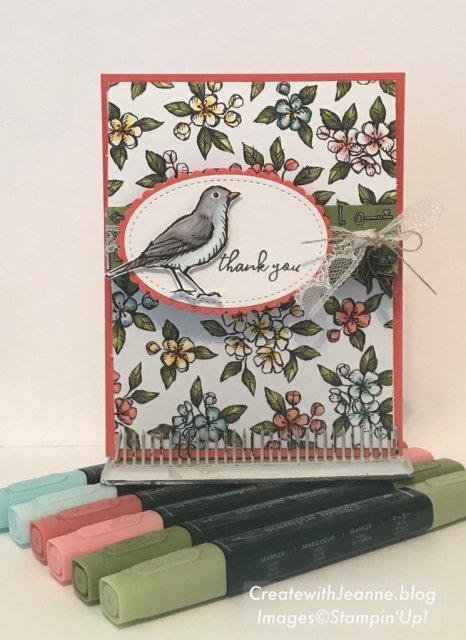 Bird Ballard Designer Series Paper