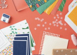Simple Stampin' Sunday…..with Simply Citrus!